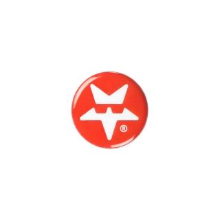 PEKELEC logo | Oranžová placka