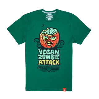 Vegan Zombie Attack