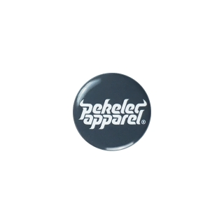Pekelec Apparel Dark Grey Pin