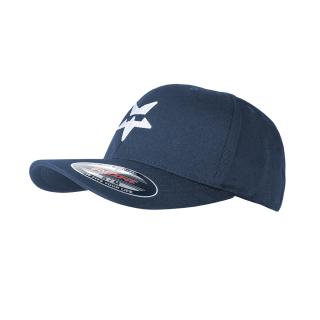 Navy Blue Baseball Cap | PEKELEC Logo